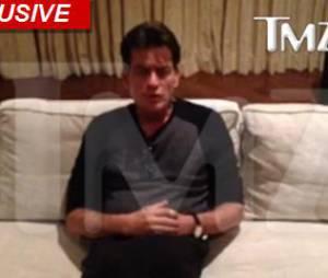 Charlie Sheen lance un appel à l'ex-flic en cavale Christopher Jordan Dorner.