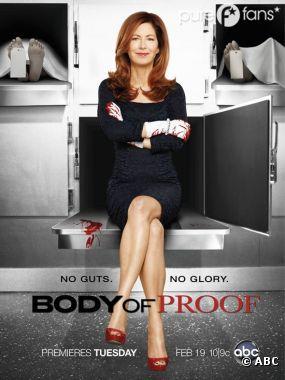 Dana Delany annonce une saison 3 de Body of Proof pleine d'action