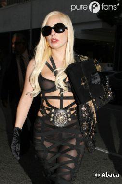 Lady Gaga annule trois concerts de sa tournée Born This Way