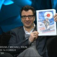 Michael Youn : Vive la France lu pendant 4h à la télé ZZZzzz