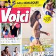 Le magazine français Voici publient les photos de Kate en maillot de bain dans son édition du 15 février