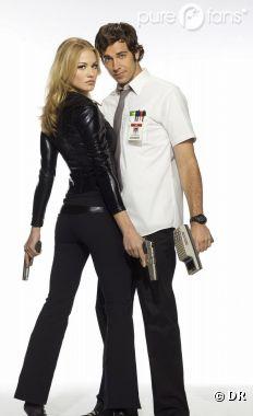 Chuck et Sarah (Chuck)
