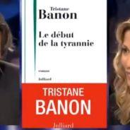 """Tristane Banon VS Aymeric Caron : le livre """"Le début de la tyrannie"""" agite les critiques"""