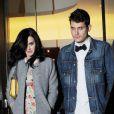 Katy Perry a réussi a dompter John Mayer