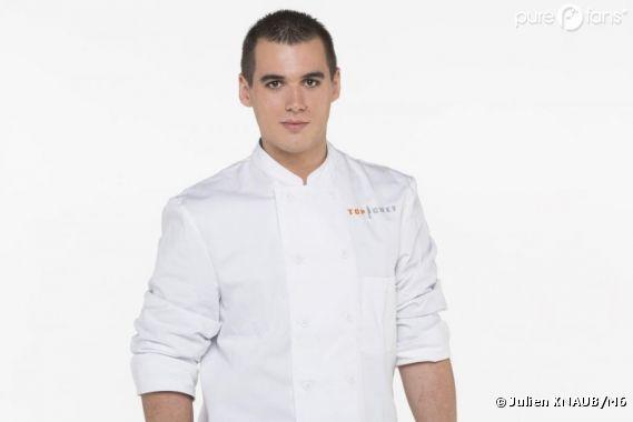 Vincent a été éliminé de Top Chef