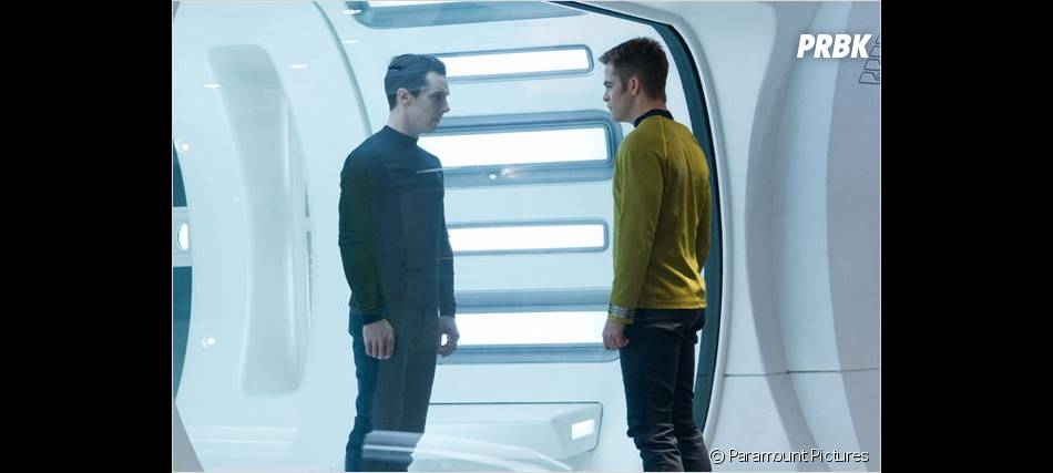 Benedict Cumberbatch est le grand méchant dans Star Trek Into Darkness