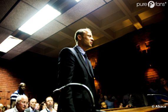 Oscar Pistorius a donné sa version des faits au tribunal de Pretoria