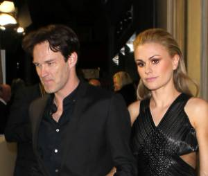 Anna Paquin et Stephen Moyer toujours aussi proches
