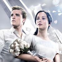 Hunger Games 2 : Katniss et Peeta comme des mariés sur la nouvelle affiche