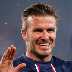 David Beckham au PSG : câlin avec Zlatan et pieds gelés pour son 1er match