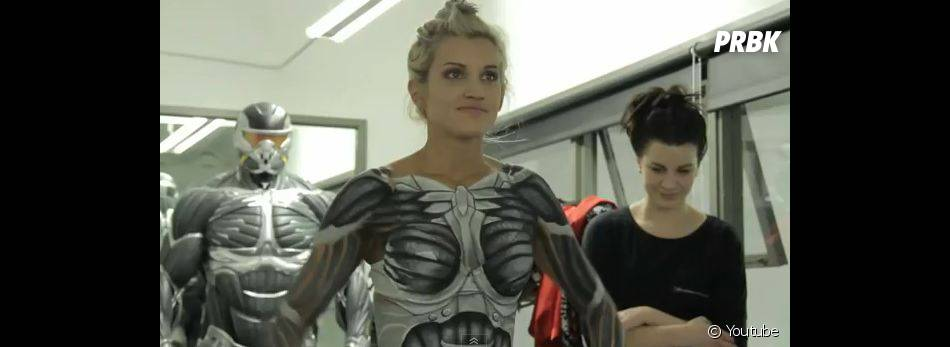 Ashley Roberts des Pussycat Dolls incarne Prophet de Crysis 3