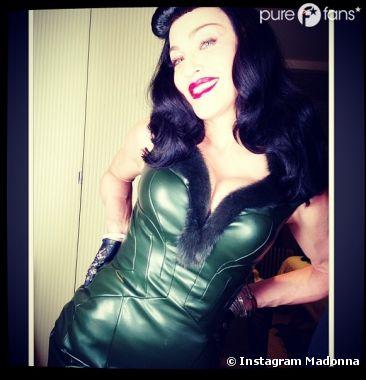 Sur Instagram, Madonna est allée trop loin