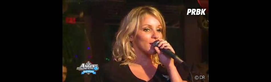 Myriam Abel reste sur le devant de la scène grâce aux Anges de la télé-réalité