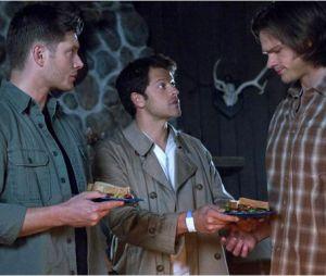 Castiel va retrouver Dean et Sam