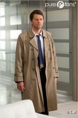 Misha Collins devient régulier pour Supernatural