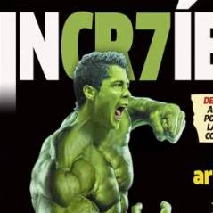 Cristiano Ronaldo : plus fort que Lionel Messi, CR7 devient l'incroyable Hulk