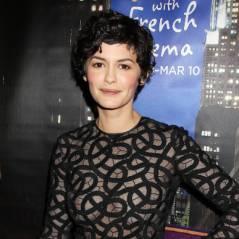 """Audrey Tautou devient Audrey """"Téton"""" : robe aussi transparente que sublime"""