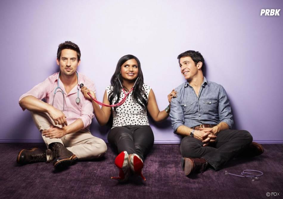 The Mindy Project gagne une saison 2 sur FOX