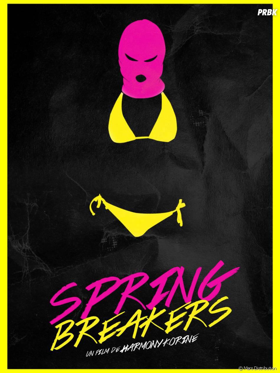 Bracage dans Spring Breakers