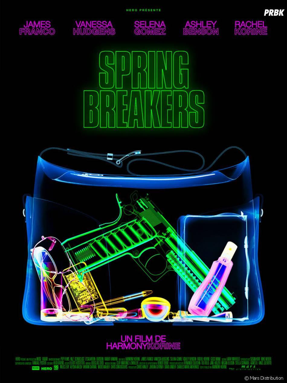 Des posters très inventifs pour Spring Breakers