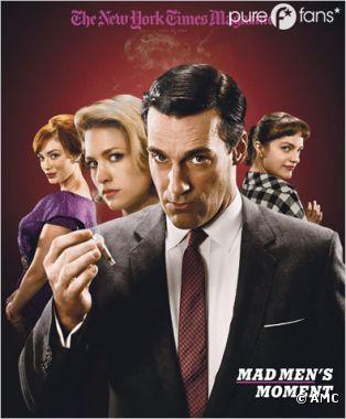 Plainte contre Mad Men !