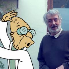 Futurama : Jean-Pierre Moulin et le Professeur Farnsworth nous parlent du doublage (INTERVIEW)