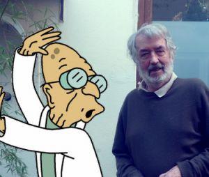 Jean-Pierre Moulin nous parle du doublage pour Futurama et en général