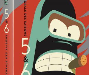 Les saison 5 et 6 de Futurama sortent en DVD