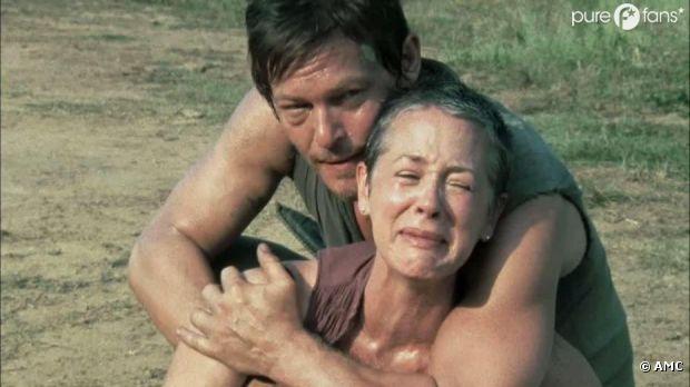 Daryl et Carol bientôt en couple ?