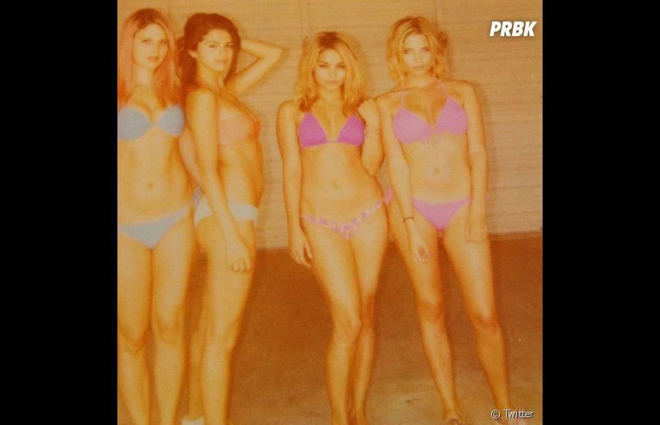 Vanessa Hudgens est dégoutée des bikinis depuis Spring Breakers