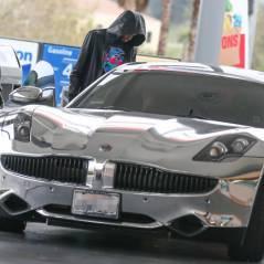 Justin Bieber : son pote Lil Twist ruine sa voiture