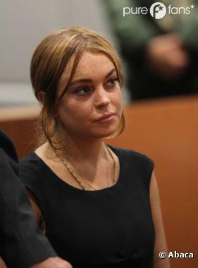 Lindsay Lohan pourrait éviter la prison en restant trois mois chez elle