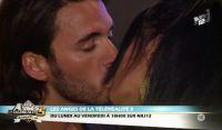 Les Anges de la télé-réalité 5 : Nabilla et Thomas, le baiser tant attendu