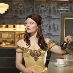 Emilie de Ravin : la Belle de Once Upon a Time bientôt à Paris