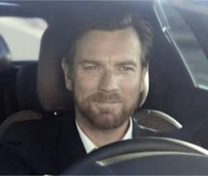 La publicité de Ewan McGregor pour Citroën