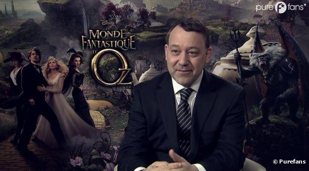 Sam Raimi se confie à la rédac' sur Le Monde Fantastique d'Oz