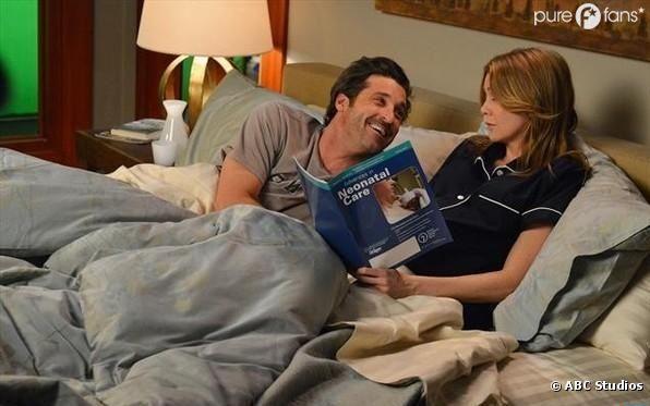 Meredith va panique dans le prochain épisode de Grey's Anatomy