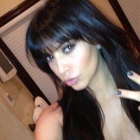 """Kim Kardashian : """"Il ne faut jamais écouter une femme enceinte"""""""