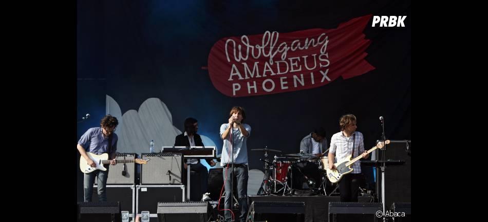 Phoenix revient en force avec une version deluxe de leur nouvel album Bankrupt!