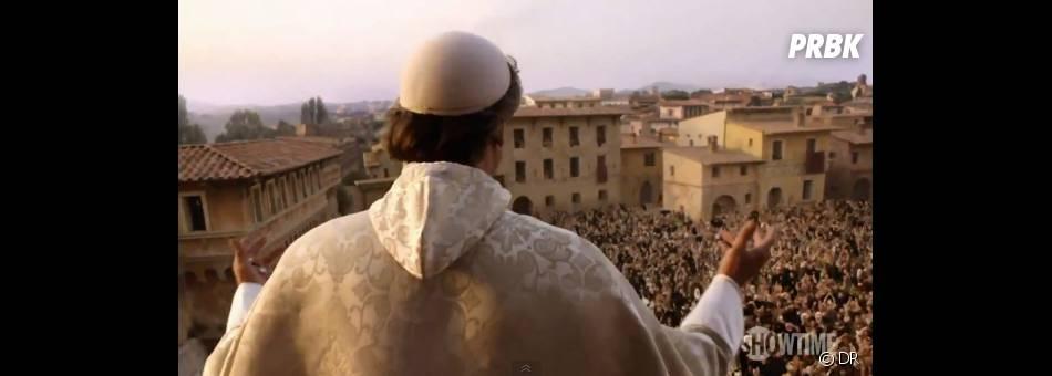 Le vrai pape est dans The Borgias