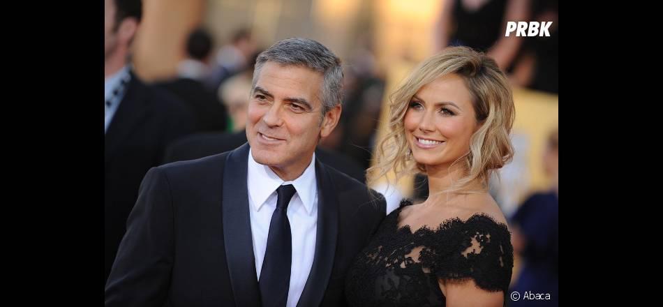 George Clooney et Stacy Keibler se sont séparés en mars 2013