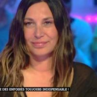 """Les Enfoirés 2013 - Zazie : """"Ca se bastonne de temps en temps"""""""
