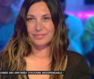 Zazie révèle sur le plateau de La Nouvelle Edition de Canal + qu'il peut exister des tensiosn au sein de la troupe des Enfoirés.