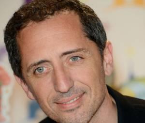 Gad Elmaleh, la nouvelle recrue des Enfoirés.