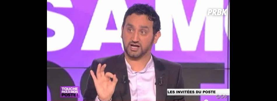 Cyril Hanouna est le présentateur de Touche pas à mon poste, l'émission diffusée sur D8