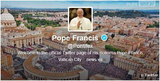 Pape François, un vrai phénomène sur Twitter