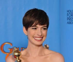 Anne Hathaway n'a pas le moral malgré ses awards