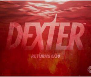 Teaser sanglant de Dexter
