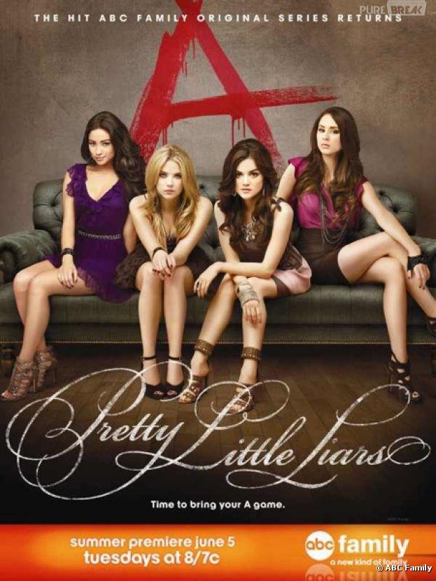 Pretty Little Liars aura une saison 5 et un spin-off