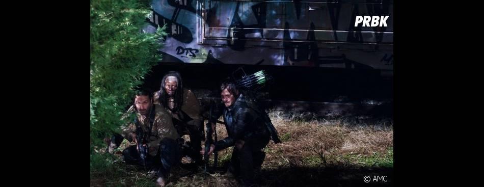 The Walking Dead annonce une belle bataille